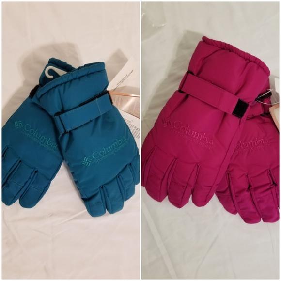 Columbia Whirlibird women s gloves SZ M  XL a906728539